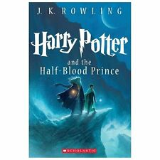Harry Potter and the Half-Blood Prince (Book 6)-ExLibrary