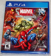 Marvel Pinball Epic Collection Volume 1 - PS4 Playstation 4 - NEW & SEALED