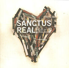 Sanctus Real - Pieces Of A Real Heart CD 2010 Sparrow|EMI  [5099922650627] *NEW*