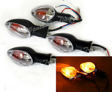 Turn Signals Bulb Light Clear Fit HONDA CBR 600RR 2007-2014 1000RR 08-14 CB1000R