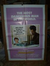 HOPSCOTCH, orig 1-sht / movie poster (Walter Matthau, Glenda Jackson)