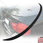 ++Painted 08 09 11 BMW E90 3-Series M3 Boot Trunk Spoiler Rear Wing black 668