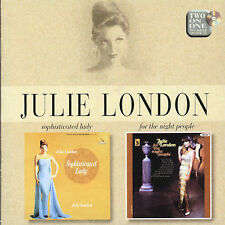 Sophisticated Lady/For The Night People by Julie London (CD, Mar-1998, Emi)
