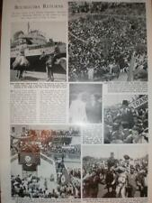Photo article Habib Bourguiba returns to Tunisia 1955