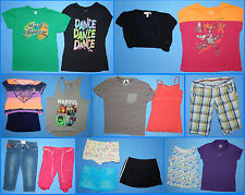 16 Piece Lot of Nice Clean Girls Size 16 Spring Summer Everyday Clothes ss278