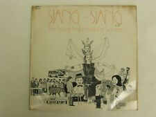 THE YOUNG INDONESIANS - SIANG SIANG - LIVE RECORDING LP