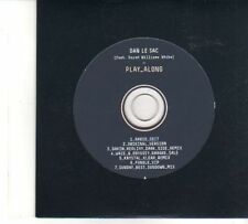 (DR232) Dan Le Sac Feat Sarah Williams White, Play Along - 2012 DJ CD