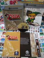 Game Cube:Zelda - The Wind Waker [TOP RPG & RARE] COMPLET + VIP - Fr