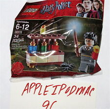 NEW SEALED LEGO 30111 HARRY POTTER THE LAB POLYBAG SET