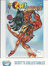 Shi   Daredevil    #1.   NM.  (Signed on back cover by Tucci)   High Grade
