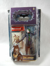 "DC Batman The Dark Knight Movie Masters The Joker Heath Ledger - 6"" Figure NEW"