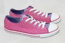 Converse Chuck Taylor Dainty OX Cosmos Pink / Blue - Womens 7 - 544929F (S57)
