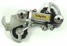 Simplex long cage rear Derailleur vintage bicycle mtb Touring SX GT NOS