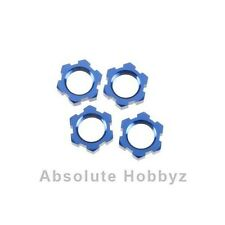 Traxxas Splined 17mm Wheel Nuts (4)