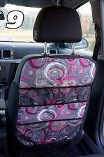 Autositztasche  Rückenlehnenschutz Sitzschoner Auto Organizer (9)