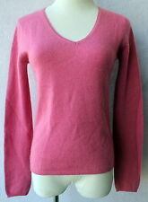 Timeless Beauty EVIE Womens 85% Cashmere & 15% Wool LUXURY Sweater Size M