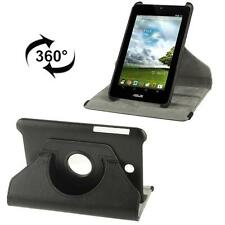 Black Pu Leather Stand Case Cover For The Asus Memo Pad HD 7 / ME173X