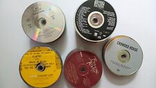 Lot of 200+ CD's (Classical, Rock, Easy Listening, Hip-Hop, Pop, Country)