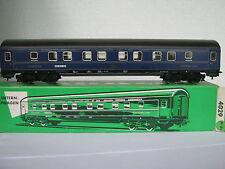 Märklin HO 4029 Schlafwagen 4581 CIWL + Licht (CC/040-19S2/3)
