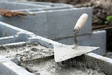 CONCRETE AND MASONRY MIXING MIXER CONSTRUCTION TRAINING COURSE PROGRAM