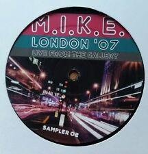 """M.I.K.E. """"London`07 Sampler 02"""" * ARMA089 / Owen Clark,D-Nox & Beckers,A.Bennett"""