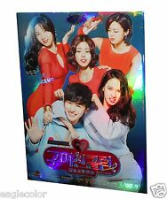 Ex-Girlfriend Club Korean Drama (3DVDs) High Quality - Box Set!