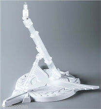 Universal white celestial being display stand base for 1/100 MG Gundam models