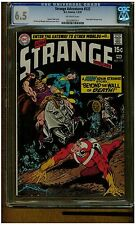 STRANGE ADVENTURES #222 CGC 6.5 1970 DC COMICS NEW ADAM STRANGE ADVENTURES OW PG