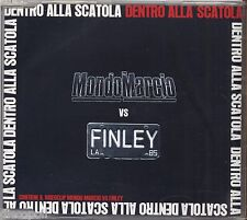 MONDO MARCIO vs FINLEY - Dentro alla scatola - CDs SINGLE 2006 COME NUOVO