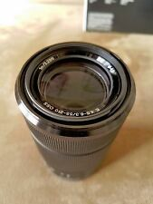 SONY E 55-210MM F4.5-6.3 LENS FOR SONY E-MOUNT CAMERAS - BRAND NEW
