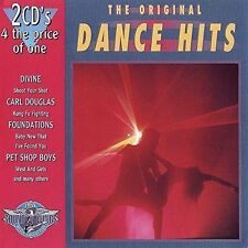 Original Dance Hits (several Maxis) Flirts, Divine, Evelyn Thomas, Kell.. [2 CD]