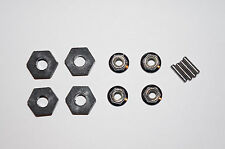Traxxas T-Maxx 3.3 14mm Wheel Hex Nut & Pins  tmaxx tmax t max
