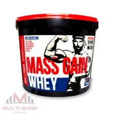 Whey mass gain 3kg Gainer protéine exemption Acides Aminés Glutamine BCAA, top masse construction