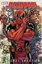 DEADPOOL:SECRET INVASION VARIANT deutsch (US 1-5) lim.333 Ex COMIC CON STUTTGART
