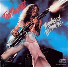 Ted Nugent Weekend Warriors CD Hard Rock Guitar Genius Better Than Jimi Hendrix?
