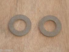 "2 SX Washers 120 C for 22mm 3/4"" Essex Flange bio-fuel kerosene ethylene glycol"