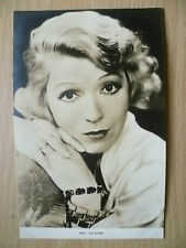 Film Actresses Postcard- INA CLAIRE ''No.2, Film Weekly, London''