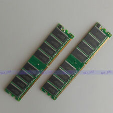 KIT 2GB 2X1GB PC3200 DDR400 400MHz DIMM Desktop memory RAM Low density DDR1 2G