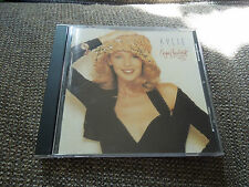 Kylie Minogue Enjoy Yourself RARE Australian CD Album - Mushroom