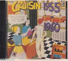 Crusin' 1955 - 1960 - Joe Turner, Bill Haley, Burnette, Chuck Berry, Presley u.a