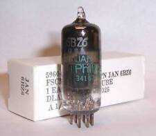 NEW JAN 6BZ6 HAM RADIO RECEIVER / TRANSCEIVER TUBE / VALVE