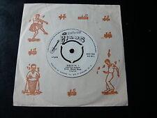"BIKOS BOYS..BIBILA PT 1&2..AFRICAN CONGOLESE LINGALA MUSIC 7"" 45RPM SINGLE MINTY"