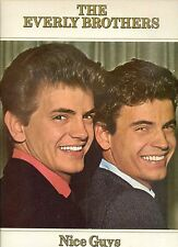 THE EVERLY BROTHERS nice guys MAGNUM REC  UK 1984  MINT LP