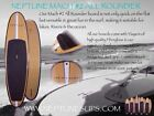 All Rounder SUP Boards, Paddleboard, Adjustable Carbon Paddles, Bamboo Blades