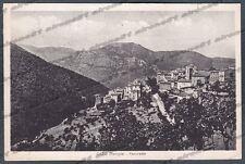PERUGIA SANT'ANATOLIA DI NARC0 01 Frazione CASO Cartolina viaggiata 1952