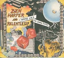 White Lies for Dark Times [Digipak] by Ben Harper and Relentless7/Ben Harper...