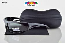 NEW MEN'S POLARIZED SUNGLASSES +Hard Case & Glasses Cloth SPORT, FISHING,CYCLING