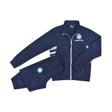 FW13 SSC NAPOLI TG S TUTA CHAMPIONS OFFICIAL TRACKSUIT SURVETEMENT SUDADORA