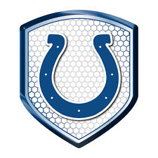 Indianapolis Colts Reflector Auto Decal [NEW] NFL Car Emblem Shield Sticker CDG