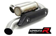DOMINATOR COLECTOR DE ESCAPE HEADER HEAD PIPE POWERBOMB HONDA CRF 250 R 11-13